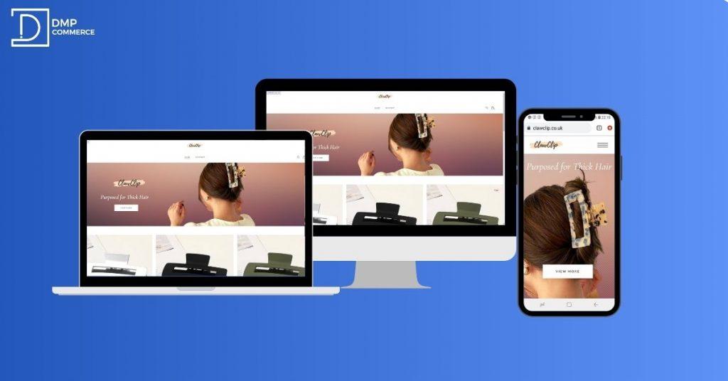 Website Entwicklung